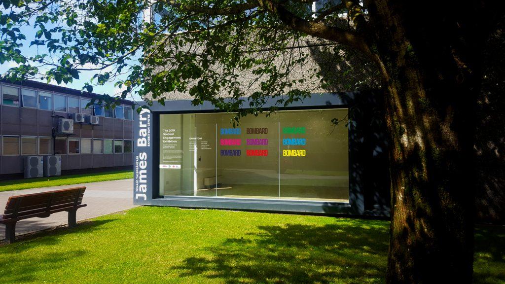 CIT Bombard Exhibition